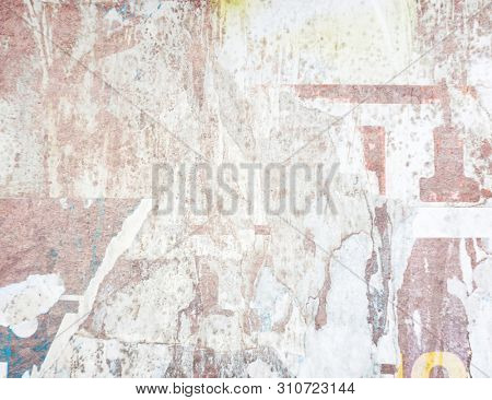 Brown grungy wall textures for your design