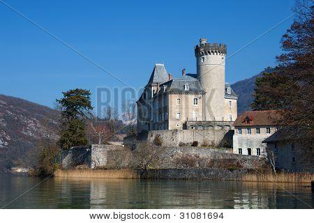 Chateaux de Duingt,  Lake Annecy