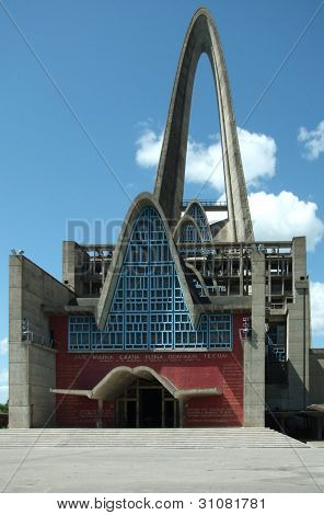 Cathedral In Higüey