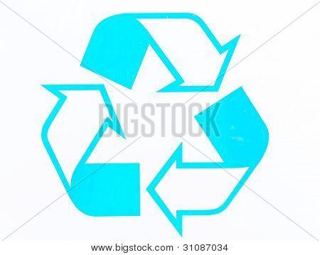 Photos Recycling Symbol