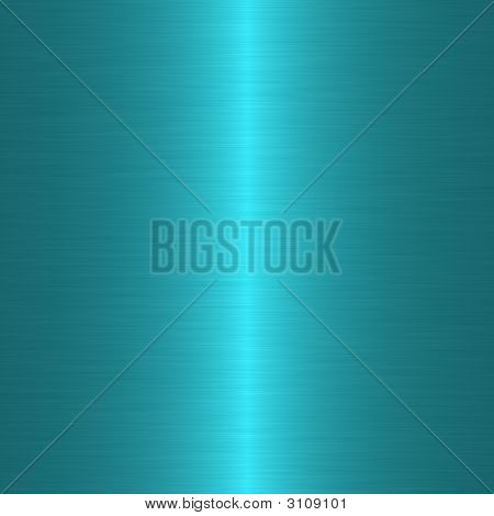 Linear Brushed Turquoise 2