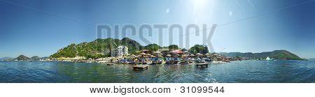 Resort Coastline Landscape
