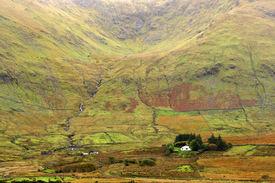 One thousand shades of green, Ireland