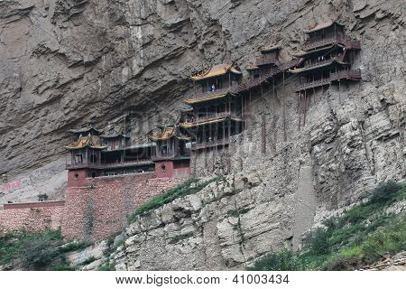 Hanging Temple of China