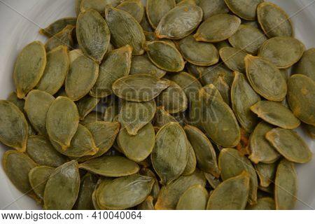 Pumpkin Seeds Have A Very High Nutritional Value.pumpkin Voting