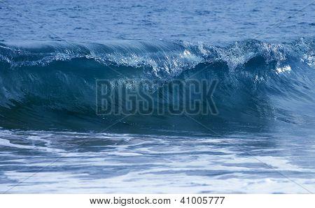 Big Waves Ocean