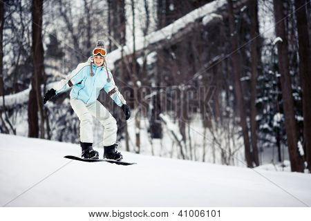 Learning To Slide Down The Slope