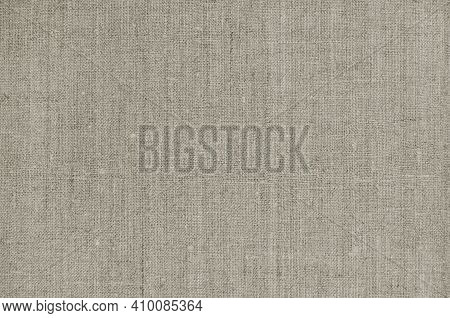 Natural Light Pastel Pale Grey Taupe Tan Rustic Flax Fiber Linen Fabric Swatch Texture Vertical Patt