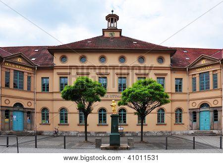 Conservatoire In Weimar