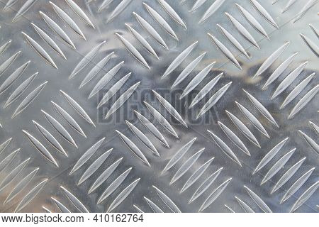 Aluminum, Background.gray Metal Background, Aluminum. Finishing Material.