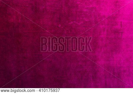 Purple Velvet Fabric Texture Bright Color Template, Textile