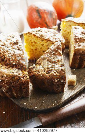 Ssweet Pumpkin Cake