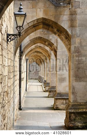 Ancient Passageway