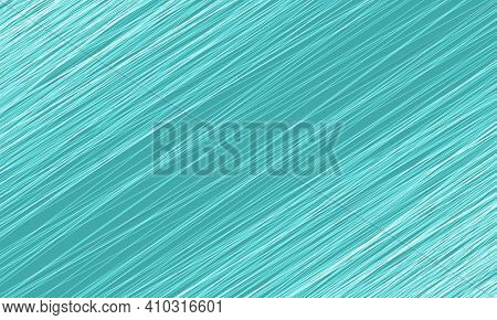 Turquoise Dashed Background Pop Art Retro Vector Illustration Vintage Kitsch 50s 60s Style