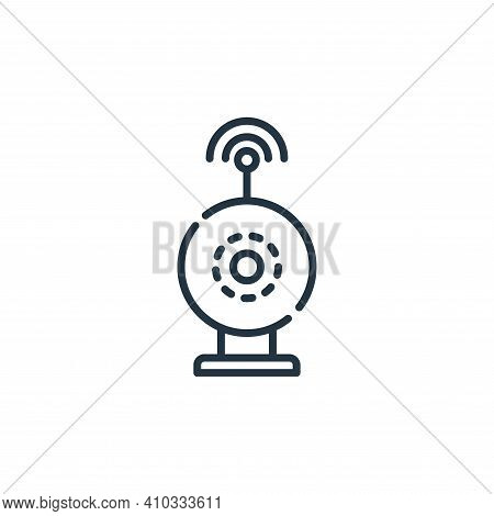 spy icon isolated on white background from hacker collection. spy icon thin line outline linear spy