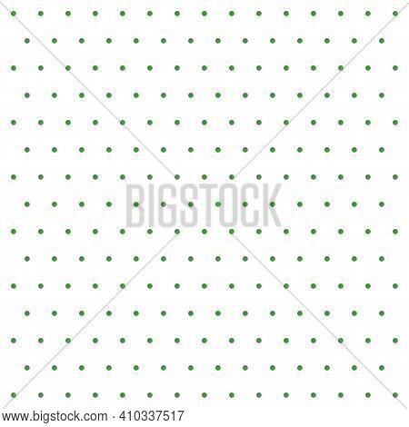 St. Patricks Day Pattern Polka Dots