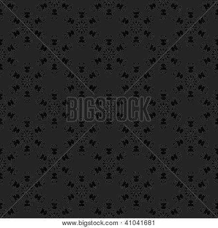 Seamless Dark Wallpaper Pattern