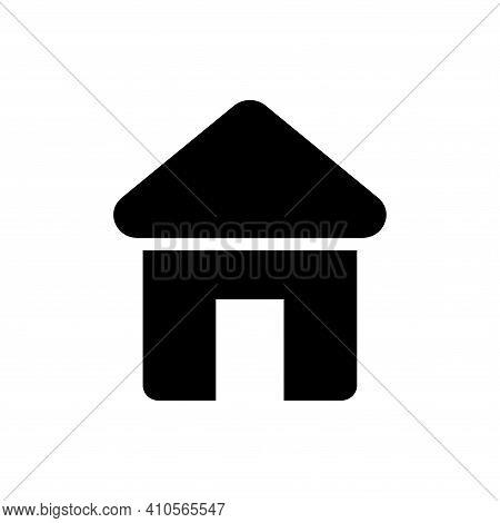 Vector Home Icon.house Icon. House Icon Vector. House Icon Simple. House Icon App. House Icon Web, H