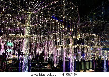 Fairy lights looks like the adventure world of Avatar. poster