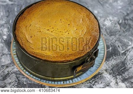Bake For About 20-25 Minutes, Keeping An Eye On The Baking Surface. Check The Biscuit With A Wooden