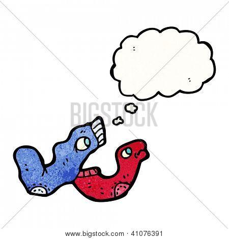 cartoon odd socks
