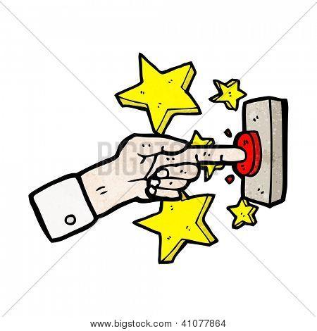 ringing doorbell cartoon