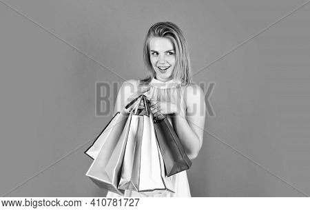 Home Shopping. Beauty And Fashion. Black Friday Concept. Nice Purchase On Sale. Best Discount Offer.