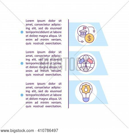 Governmental Institutions Concept Icon With Text. Researching For Getting New Knowledge. Ppt Page Ve
