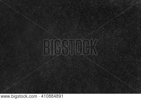 Black Plain Concrete Textured Background High Quality