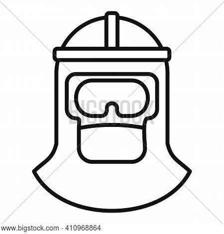 Coronavirus Protection Costume Icon. Outline Coronavirus Protection Costume Vector Icon For Web Desi