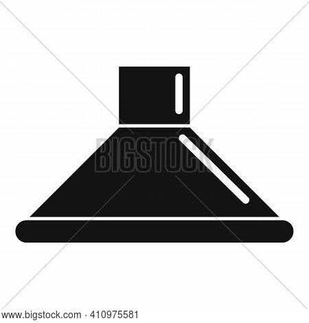 Climate Ventilation Icon. Simple Illustration Of Climate Ventilation Vector Icon For Web Design Isol