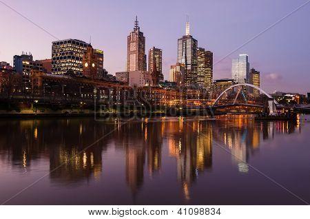Melbourne Dowtown