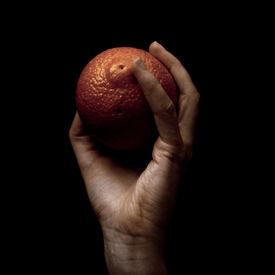 Orange catch