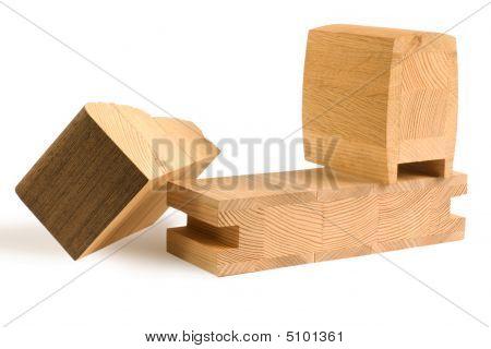 Various Wood Billets For Furniture