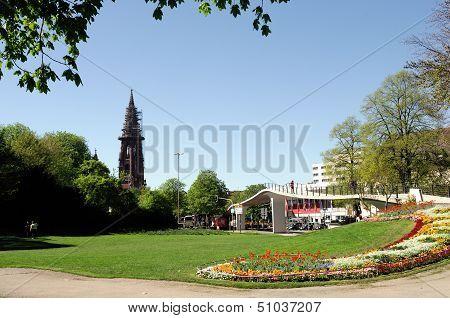 Freiburg Public Garden