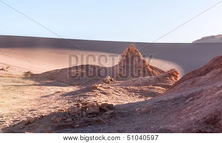 Moon Valley, Atacama, Chile