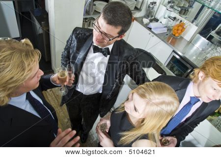 Champagne Recetion