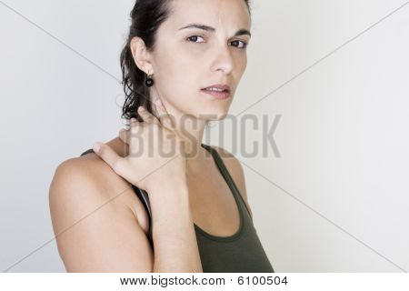 Problems with Shoulder