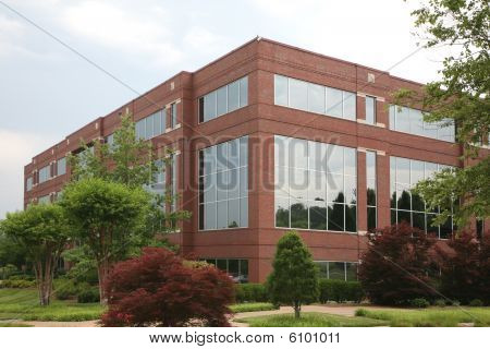 Suburban Office Building