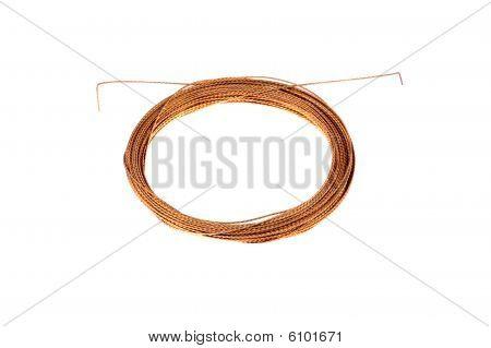Metal Weaved String