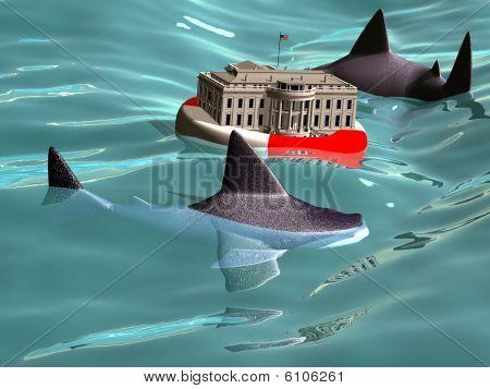 Whitehouse Rettungsaktion