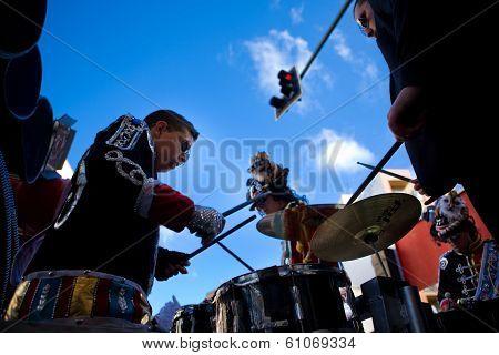 Drummers Preparations