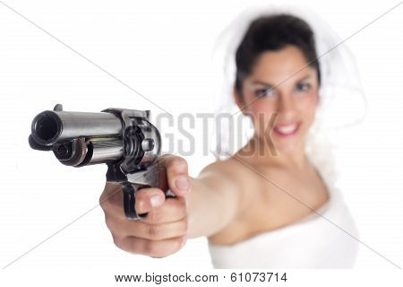Bride Attack