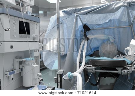 Anesthesia In The Operating Room