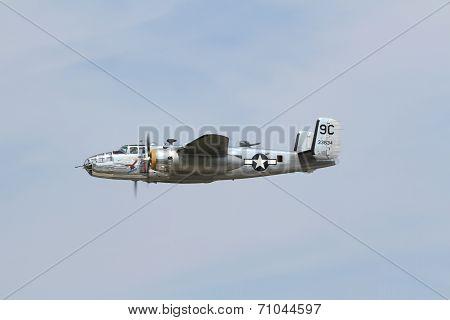 B-25 Yankee Warrier
