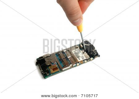 Cellphone Repairing