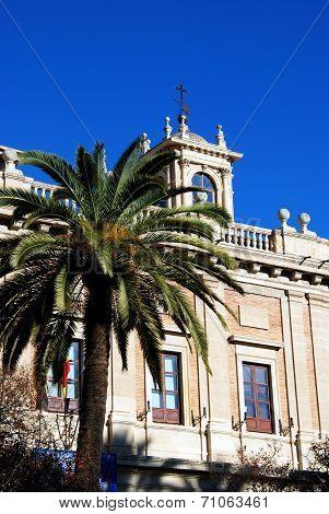 Archivo General de Indias, Seville.