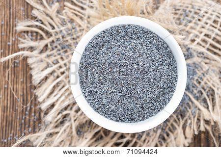 Portion Of Poppyseed