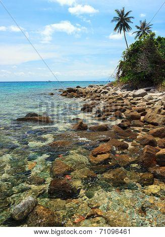 Perhentian Kecil Island