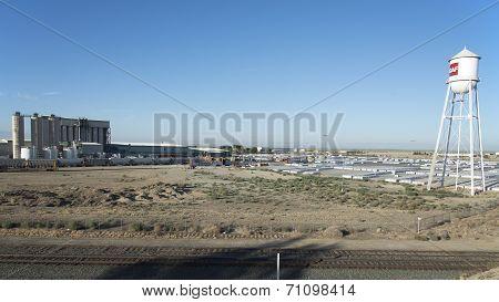 GAF Shingle Plant